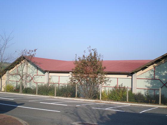 Gymnase de Lentilly